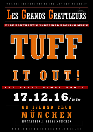 Tuff It Out! X-Mas 2016